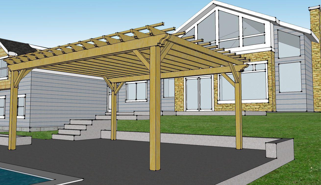 Rustic Gazebo Kits House Plans